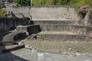 Vestiges of Theater of Saint-Pierre by A1Z2E3R