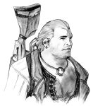 Varric by ZacharyFeore