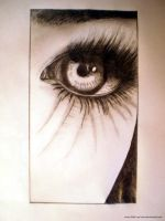 Feather Eye by Little-Red-Irma