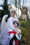 Angela and Ciel Part 2 by Catchmewithyourlips