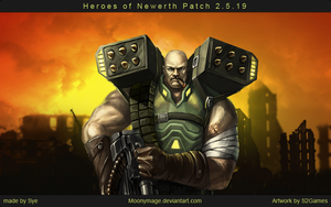Heroes of Newerth 2.5.19 Patch by Moonymage