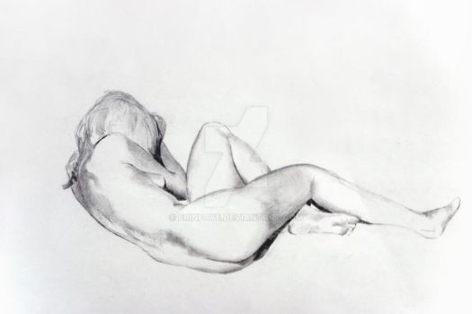 Figure Study 1 by ErinFaye