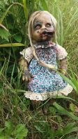 Zombie Doll Daisy by contagiouscreations