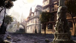 Old Town by Chimpanboy
