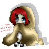 Shitai - I am little Zombie! by SoulEevee99