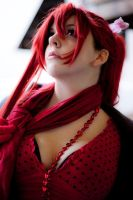 Yoko TTGL: Cross my heart by PookieBearCosplay