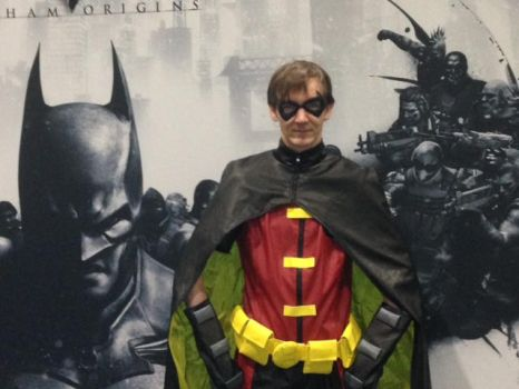MCM Expo Oct 13 - Robin by NuFenix