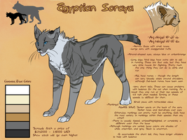 Egyptian Soraya by Jeakilo