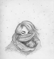 cosy and cold by fantasy-flower