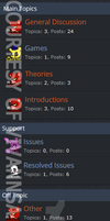 [FORUM] Topic Icons by PurpleFloof