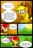 Apple Bloom's Tree: Page 3 by NeonCabaret