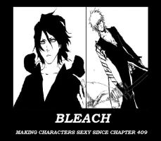 Bleach: Making characters sexy by TheWayltWas