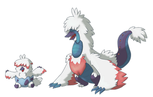 [Fakemon] Fluffy Chicken by Involuntary-Twitch