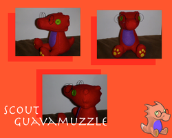 Scout GuavaMuzzle by wolfygirl2341