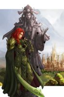 Exalted: the BLessed Isle by kunkka