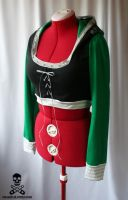 Harry Potter Slytherin Shrug 2 by smarmy-clothes