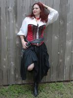 Red Pirate Roberts 32 by HiddenYume-stock