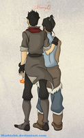 Makorra - Carry On by Markiehh