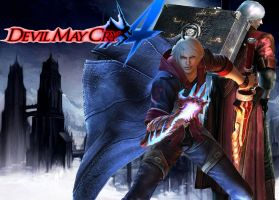 Devil May Cry 4 by kyo4455