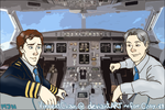 [Request] Cabin Pressure by VincentChan