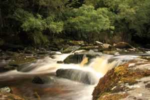 Baxenghyll Gorge by Hal-Pilk