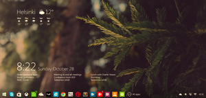 Windows 9 Single Mark 4 by RMNSkin