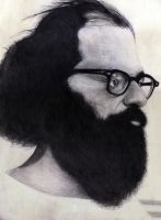 allen ginsberg : for america by nothought