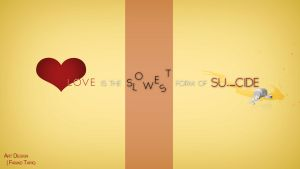 Love is the...... by Fawadd