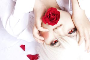 No.6: Shion - Red. by Lishrayder