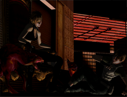 Welcome to Alessa's dream by Ygure