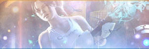 Chell Returns by Sklarlight