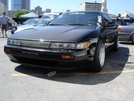 Nissan Silvia by CLUTCHONE