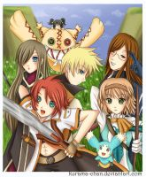 -- Tales of the Abyss -- by Kurama-chan