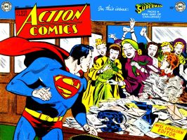 Action Comics 147 by Superman8193