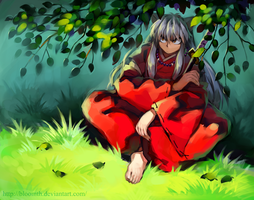 Inuyasha by BloomTH