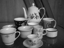 cups by paujas