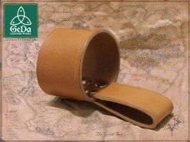 Leather Belt Loop Holster 2 by GeDaLeather
