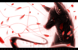 .: Bloody Smile :. by Agelenawolf