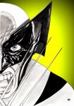 Wolverine Right Side by nathanobrien