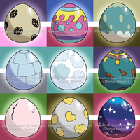 Alolan Pokemon Eggs - Part 5