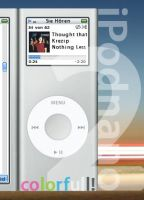 iPod nano G2 by 56KSurfer