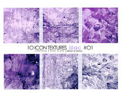 Icon texture Pack #01 by LilliINK