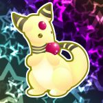 Ampharos by Clinkorz