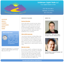 Goldstream Digital Media by mross5013