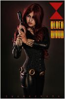 Black Widow. by JeanneKilljoy