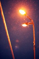 Lamp post by theartofmike