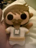 Yogscast Sjin doll by azay04