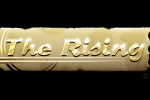 The Rising_Logo by cow41087