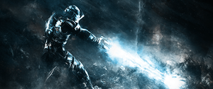 Dead Space - Blue Chaos by DrAlban