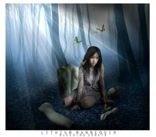 LITHIUM MANNEQUIN by Asterisk-Sky